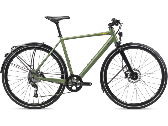 Orbea Carpe 15, green/black